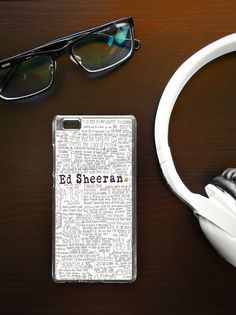 Ed Sheeran! #Ed #Sheeran #music #song #play #etui #case #obudowa #telefon