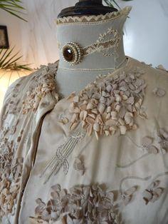 """Hydrangea""-Coat, ca. 1906"