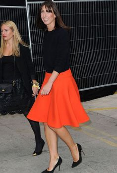 Samantha has never forgotten that very high fashion is for models not matrons… Samantha Cameron, Topshop Heels, Betty Who, Cos Tops, Jonathan Saunders, Corporate Style, Asos Dress, Her Style, Casual Wear