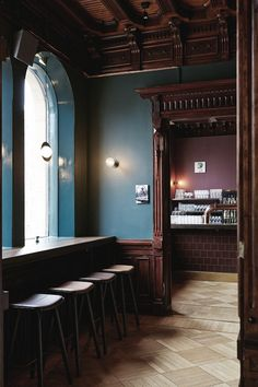 Bier Bier Bar in Helsinki - NordicDesign