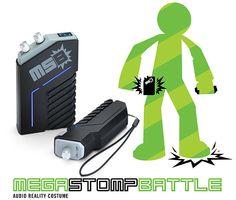 Mega Stomp Battle – Audio Reality Effects $39.99