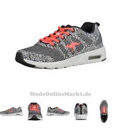 04054264376216 | #KangaROOS #Damen #Sneaker #schwarz