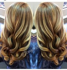Gorgeous colormelt. Ombre. Summer hair. I LOVE this color!!!!