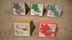 Ang Luvs Stampin: Lovin the New In-Colors!