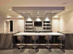 Small Basement Bar Designs Ideas   Http://home.blushblubar.com/