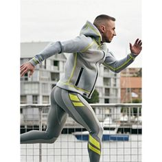 2Eros Pro Aktiv Jacket Titanium (T5350) Aktiv, Gym Wear, Workout Wear, Mens Fitness, Gym Workouts, Sweaters, How To Wear, Pants, Jackets