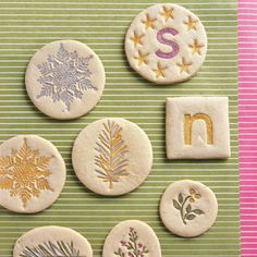 Fancy Christmas Cookies - Recipes for Beautiful Christmas Cookies - Delish.com