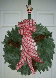 Being Frugal and Making It Work: Christmas Forest Wreaths ~ A Holiday Must Have (Holiday Gift Guide ~ Review & Giveaway)