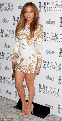 JLO Love the shoes