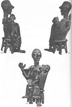 Bronzetto nuragico - Sardegna