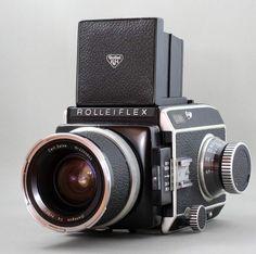 Rolleiflex, SL66                                                       …
