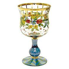 Tattersall Water Glass