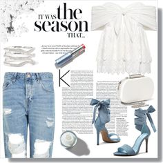 A fashion look from May 2017 by cilita-d featuring Sea, New York, Topshop, Monica Vinader et Bobbi Brown Cosmetics