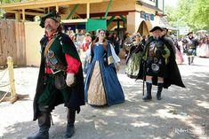 Scarborough Fair Tx Renaissance festival women costume