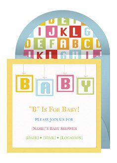 Super cute baby shower invites for a Story Glory themed baby shower. #babyshower @HUGGIES Baby Shower Planner Baby Shower Planner Baby Shower Planner