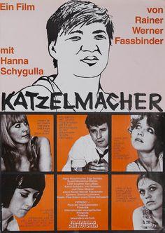 Katzelmacher, 1969. Rainer Werner Fassbinder