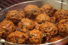 Kufteh Persian Meat Ball Recipes by Enzie Shahmiri - Artist, via Flickr