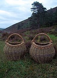 Forager's Baskets by John Cowan's baskets
