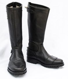 Gasolina Midnight Edition Boots  Seriously sick!