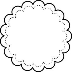 Free Printable Black and White Frame Printable Labels, Printable Designs, Free Printables, Felt Crafts, Diy And Crafts, Paper Crafts, Deco Disney, Black And White Frames, Borders And Frames