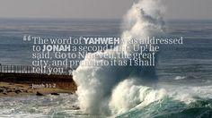 Jonah 3;1-2 Prophet Jonah, Niagara Falls, City, Beach, Water, Travel, Outdoor, Gripe Water, Outdoors