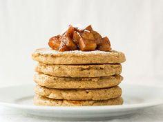 Pancake Recipes: Apple Pie Pancakes