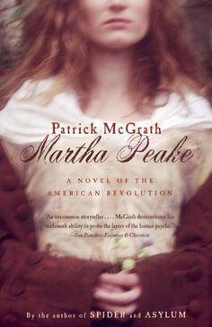 Martha Peake by Patrick Mcgrath #bookclubkits