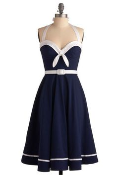 I like the basic shape - could easily be made in white and modified into a wedding dress (no plunging neckline though!)