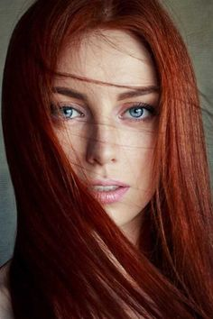 Redhead women are something special.