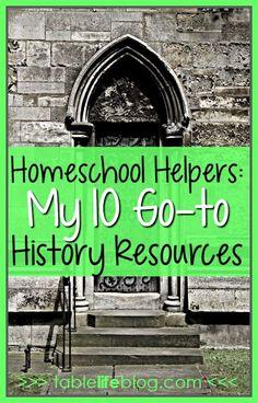 Homeschool Helpers: