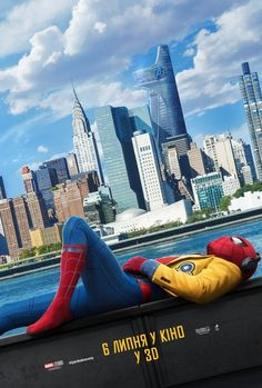 Watch Spider-Man: Homecoming Full-Movie