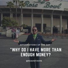 Why do I have more than enough money? #entrepreneur #financialfreedom #timefreedom #freedom #impact #legacy #entrepreneurlife #mentor #success #leadership