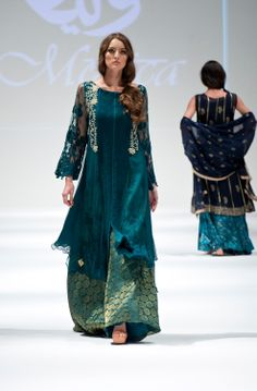 Monica Haute Couture Collection at Muscat Fashion Week