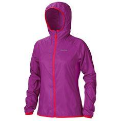 Marmot Trail Wind Hoodie Jacket - Water Repellent (For Women) Wind Jacket, Sport, Hoodie Jacket, Motorcycle Jacket, Windbreaker, Jackets For Women, Hoodies, Nike, Celebrities