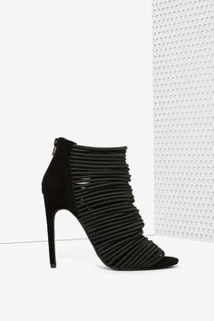 Jeffrey Campbell Lastique Suede Bootie - What's New : Shoes