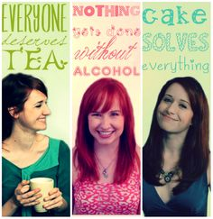 The Bennet Sisters... The Lizzie Bennet Diaries | In my case, all apply :)