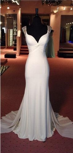 Charming Prom Dress,Chiffon Evening Dress,Long Prom Dresses,Formal Evening