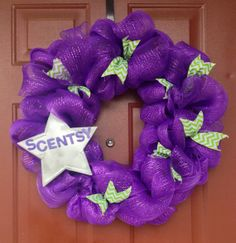 Scentsy Wreath by PoshDecoDesigns on Etsy, $65.00