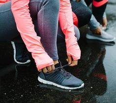 Get your run in, even during the rainy spring weather with our favorite picks for waterproof running gear. From cool Nike running shoes, to a bright waterproof North Face running jacket, you'll be high and dry when you go on your run in this gear.