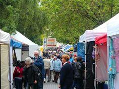 Salamanca Markets, Hobart, Tasmania, Australia