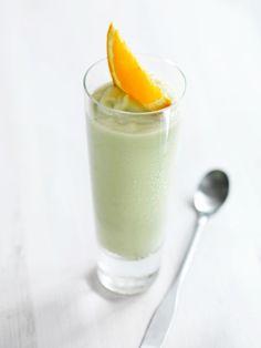smoothie van avocado, banaan en sinaasappel | ZTRDG magazine