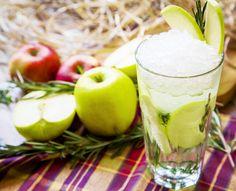 How to Green | Рецепт яблочного лимонада с розмарином