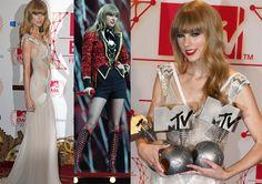 Taylor Swift, gran triunfadora en los premios MTV Europe Music Awards 2012 #cantantes #musica #singers #people #celebrities #famosas