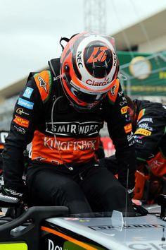 Nico Hulkenberg | Force India 2015