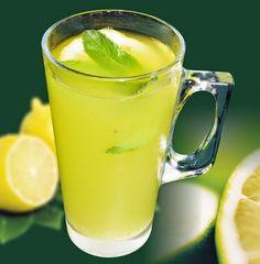 Minha Estrada: Começar bem o dia é com água e limão