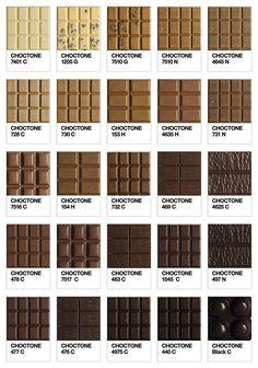 #SabíasQue existe #Choctone, una dulce pantonera hecha con tabletas de #chocolate de la firma genovesa CAZAPIX