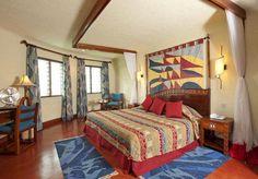 Suite at Lake Manyara Serena Lodge