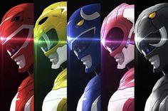 MMPR Power Rangers Movie 2017, Go Go Power Rangers, Power Rangers Pictures, Power Rengers, Mighty Morphin Power Rangers, Cultura Pop, Art Studies, Teenage Mutant Ninja Turtles, Nostalgia