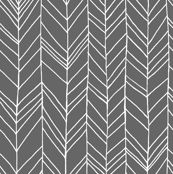 Grey pattern fabric