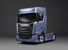 Scania is introducing a new truck range, the result of ten years of development…